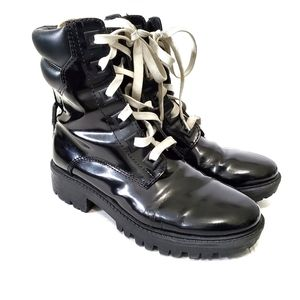 Kendall and Kylie lace up KKeast boots